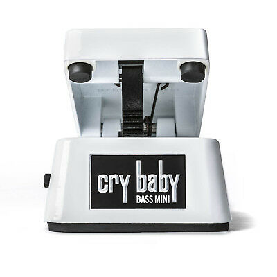 Dunlop Cry Baby Mini Basso Wah CBM105Q, Nuovo IN Scatola