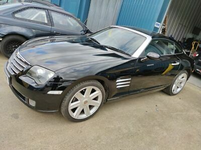 2006 Chrysler Crossfire Coupe MK1 3.2 2dr black manual