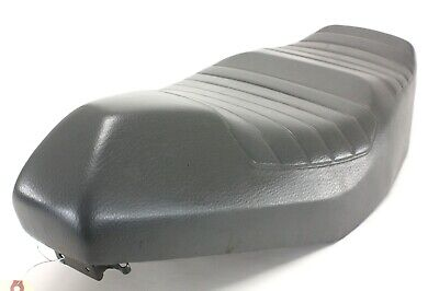 86 Honda Elite 150 Deluxe Seat. Gray. No Rips. CH150D - See VIDEO