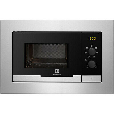 Forno a Microonde Electrolux 200256 800W 20 L Inox
