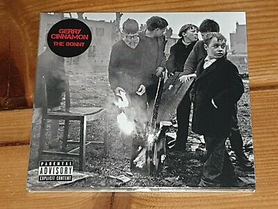 Gerry Cinnamon - The Bonny [CD - Comes In Card Digipak] New & Sealed