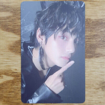 V Taehyung Official Photocard BTS Map Of The Soul : 7 Version 2 Genuine Kpop