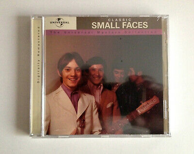 Small Faces  CD Classic Small Faces  Deram  844 942-2  New & Sealed