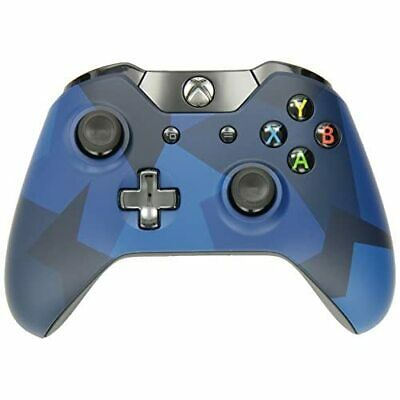 Special Edition Microsoft OEM Midnight Forces Wireless Controller For Xbox 4Z