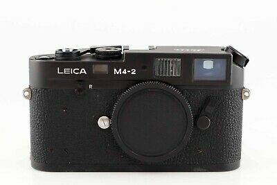 Leica M4-2 M4 2 Near Mint Body Leitz 86144