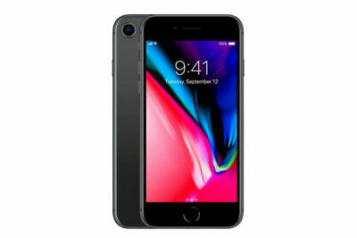 Apple iPhone 8 - 64GB - Space Gray (T-Mobile) A1905 (GSM) - Inbox Preowned