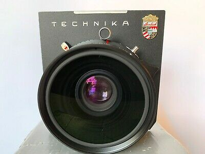 Schneider Super-Symmar 110mm f5.6 XL MC Aspheric lens Large Format Lens w/Box Ex