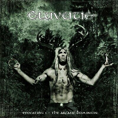 Eluveitie - Evocation I - The Arcane Dominion [CD]