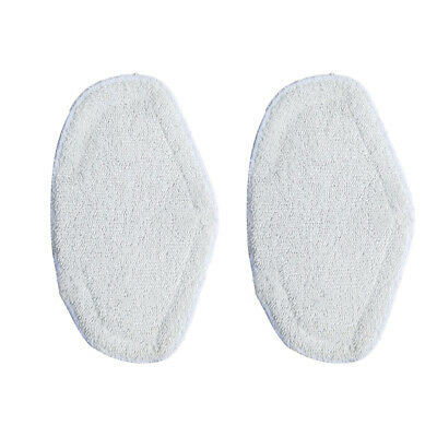 2 Pcs/set Vacuum Cleaner Mop Cloths For Vaporetto Smart 40_Mop Cleaning Tools