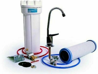 Wateside Under Sink Drinking Water Filter Kit Tap /& Filter SOFIL CLEARANCE ITEM