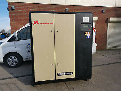 INGERSOLL RAND NIRVANA N45 SCREW COMPRESSOR 45kW 10 BAR