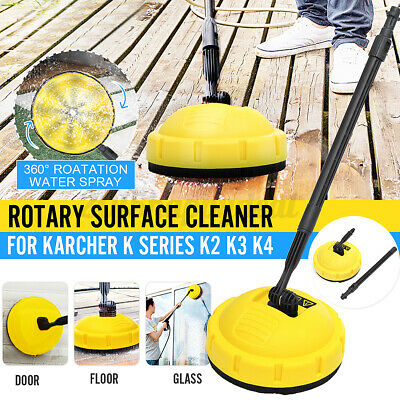 Deck Wall Patio Surface Cleaning Pressure Patio Washer Tool for KARCHER K Series