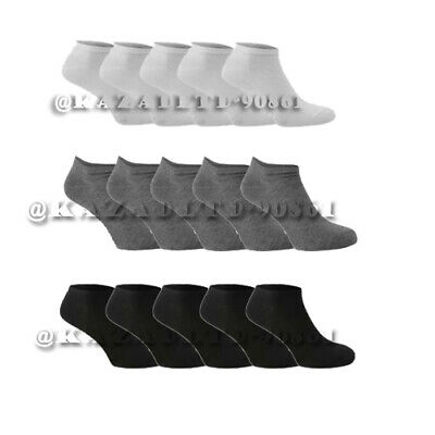 36 Pairs Mens Womens Kid INVISIBLE Ankle Trainer Socks Comfort Cotton Sports lot