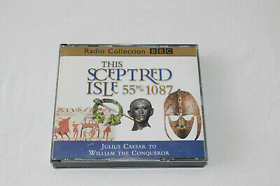 This Sceptred Isle 55BC - 1087  BBC Radio Audiobook 3 CDs   In VGC