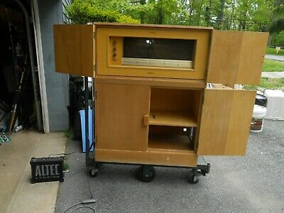 1953 SEEBURG SELECT-O-MATIC 200 - MODEL 200CU-1P - Working Condition -  Cool !!!