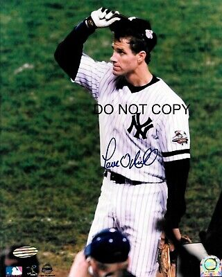 Paul O'Neill Signed 8x10 Autographed REPRINT PHOTO New York Yankees RP