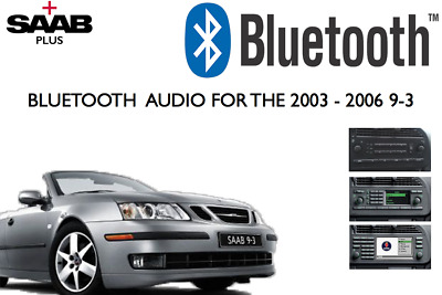2003 - 2006 Saab 9-3 bluetooth audio streaming module