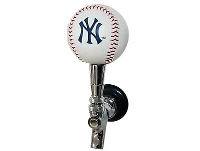 New York Yankees Licensed Baseball Beer Tap Handle