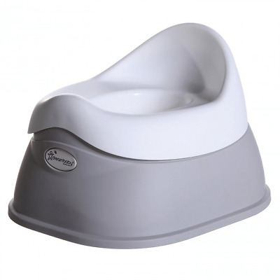 Dreambaby EZY Potty (with removable bowl) – Grey