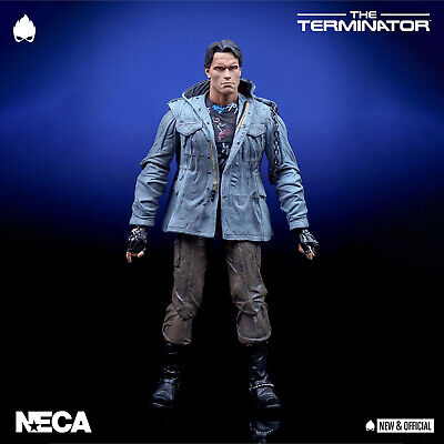 "NECA - Terminator Ultimate Tech Noir T-800 7"" [IN STOCK] • NEW & OFFICIAL •"