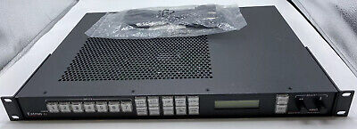 EXTRON 60-968-01 Annotation Graphics Processor - W/ WARRANTY