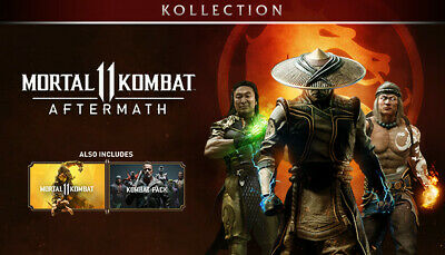 Mortal Kombat 11 Aftermath Kollection GLOBAL Steam Directly Activation PC