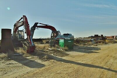 Turn Key Commercial Property in Saskatchewan - Scrap Yard