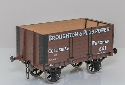 Dapol Lime Wagon Steetley Co Llynclys O Gauge DA7F-017-002
