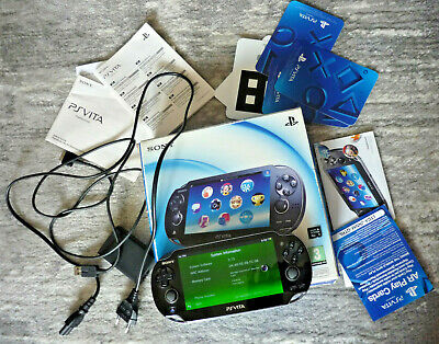 SONY PS Vita PCH-1108 3G/Wi-Fi Console+16GB MC