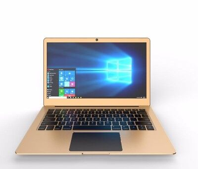 "SALE! NEW 13.3"" FHD Celeron N3350,4GB/32GB HDD, SSD EXPANDABLE W10 Metal Laptop"