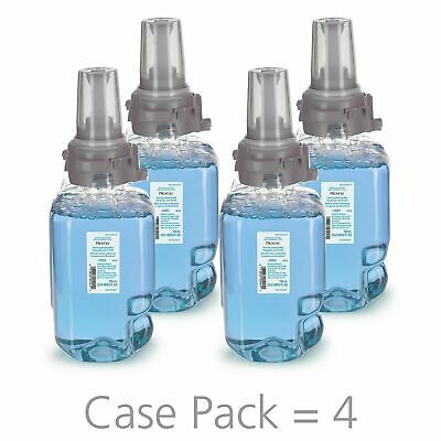 4 PACK Provon 700 mL Refills Foaming Antimicrobial Handwash 8725-04