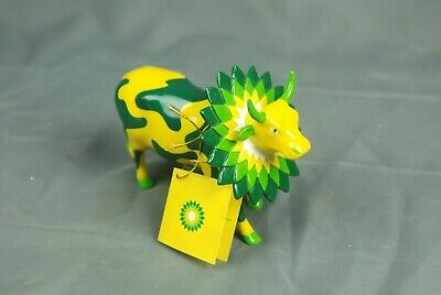 BP Oil Cow on Parade - Replica Cow from Houston Livestock Show 2001
