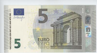5 Euro Euro zone.  This 2013 UNC crisp bank note printed in Spain.