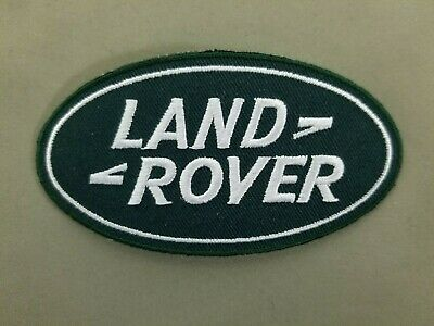 Land Rover Automotive Embroidered Iron On Patch