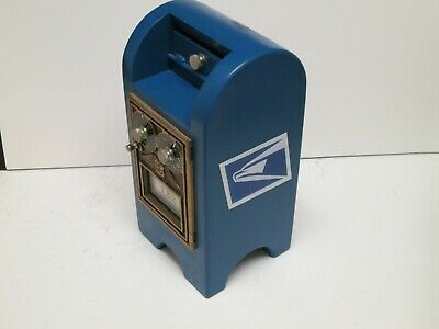 United States Post Office box Door Bank USPS
