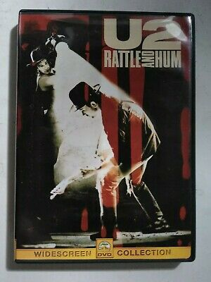 U2 Rattle and Hum (DVD, 1999) Widescreen Collection