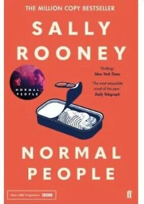 Normal People by Sally Rooney 🔥 THIS IS A P.D.F, EPUB, Kindle, Mobi 🔥