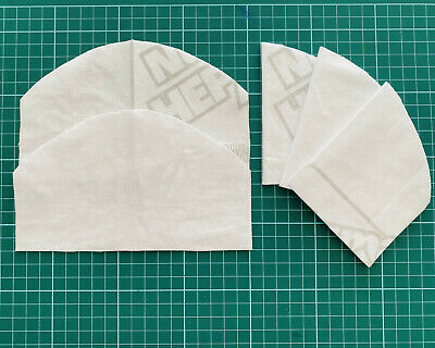 Hepa Filter for fabric face masks
