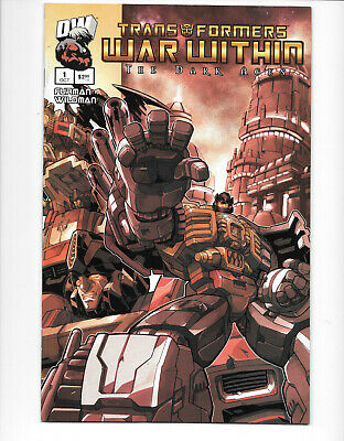 1ST PRINTING DREAMWAVE COMICS 2003 TRANSFORMERS WAR WITHIN /'THE DARK AGES/' #3