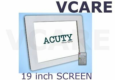 Vision Acuity Digital Chart 19 inch screen free shipping vision testing chart