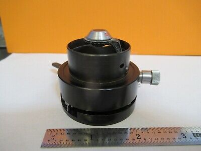 Carl Zeiss Germany Pol Optics Condenser Microscope Part As Pictured &3K-A-24