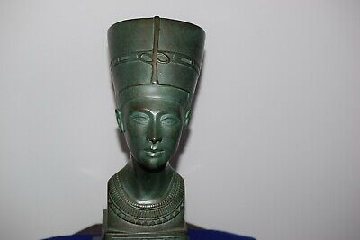 Egyptian Goddess Queen Nefertiti Bust
