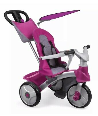 Triciclo Feber 4in1 Bambina Trike Easy Evolution