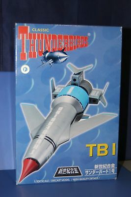 Thunderbirds DieCast TB1 1/200 Aoshima JAPAN (BRAND NEW in Box) !! Last One !!