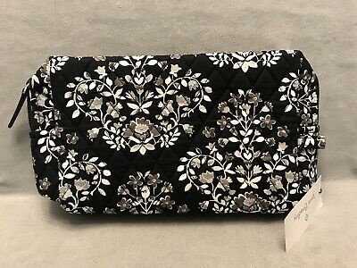 Vera Bradley Large Cosmetic - CHANDELIER NOIR - NEW with TAGS
