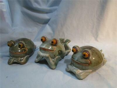 Indoor OR Outdoor Lazy FROGS                 #39
