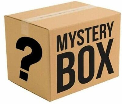Mystery/Surprise Box for Women/Men/Kid, dvds, Makeup, Magic new items RRP £15