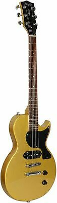 New Firefly FFJR Solid Body Electric Guitar Gold Color