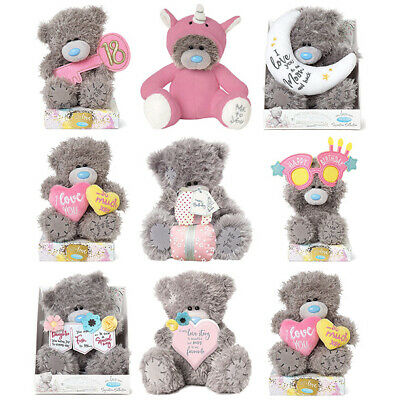 Me to You Tatty Teddy Bear - Choice of Sizes & Designs Available Plush Bears