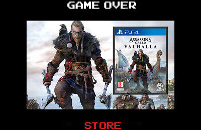 Assassin's Creed Valhalla Ps4 Videogame Playstation 4